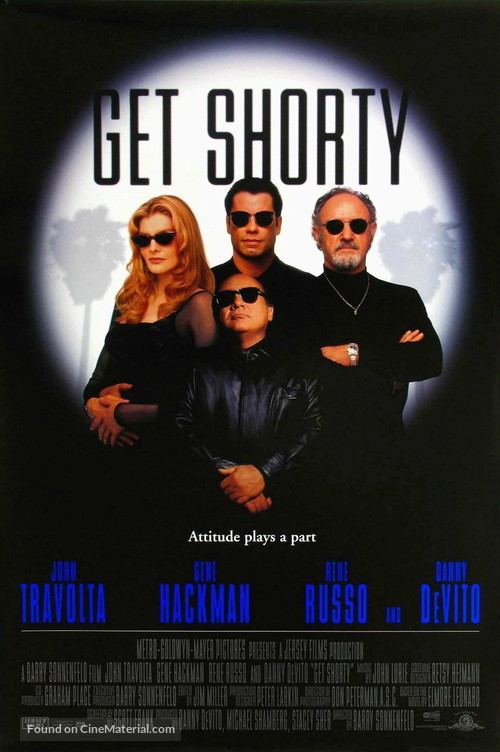 Get Shorty - Movie Poster