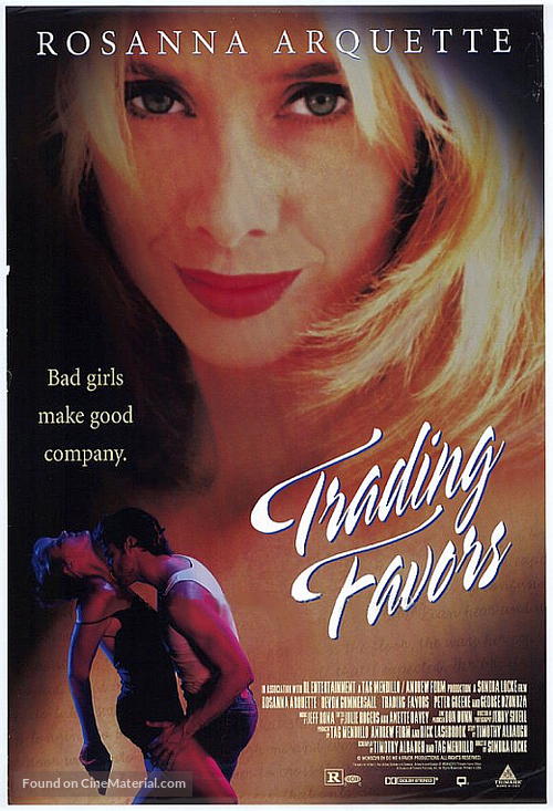 Trading Favors - Movie Poster