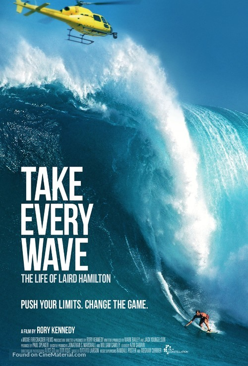 Take Every Wave: The Life of Laird Hamilton - Movie Poster
