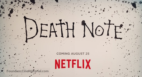 Death Note - Logo