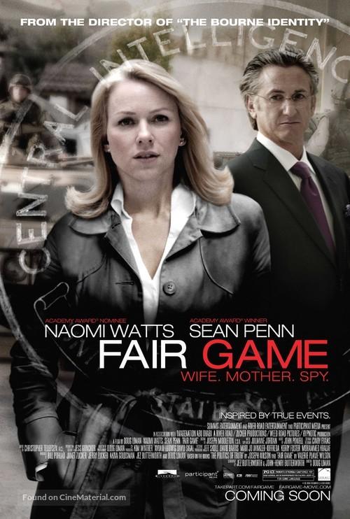 Fair Game - Movie Poster