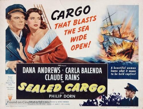 Sealed Cargo Movie Poster