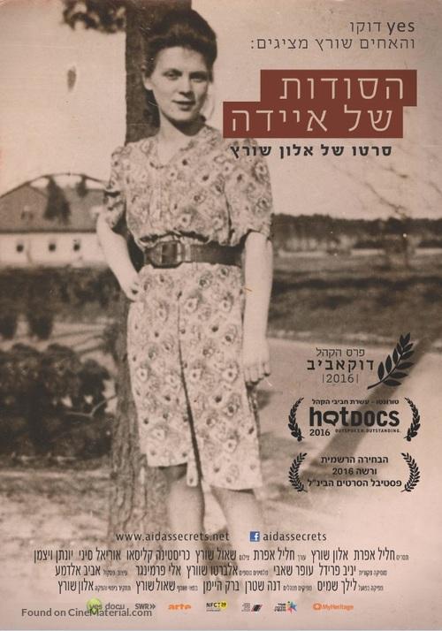 Aida S Secrets Israeli Movie Poster