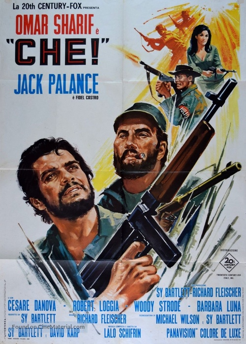 Che! - Italian Movie Poster