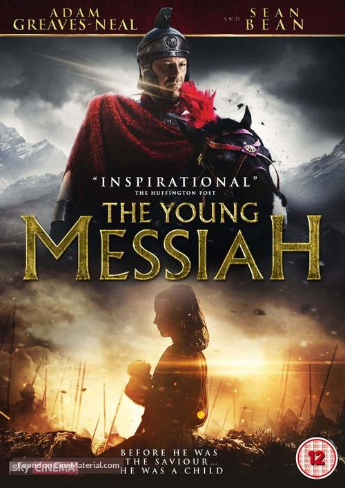 The Young Messiah - British Movie Cover
