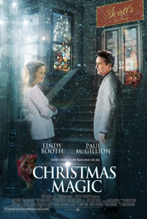 christmas magic movie poster - Christmas Magic Movie