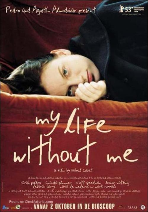 My Life Without Me - poster