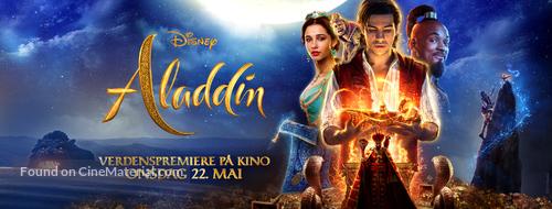 Aladdin - Norwegian poster