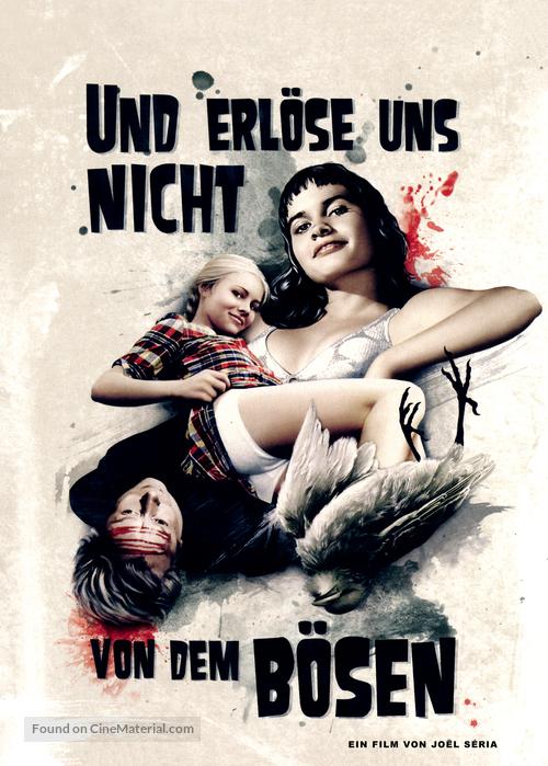 Mais ne nous dèlivrez pas du mal - German DVD cover