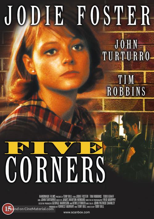 Five Corners - Danish Movie Cover