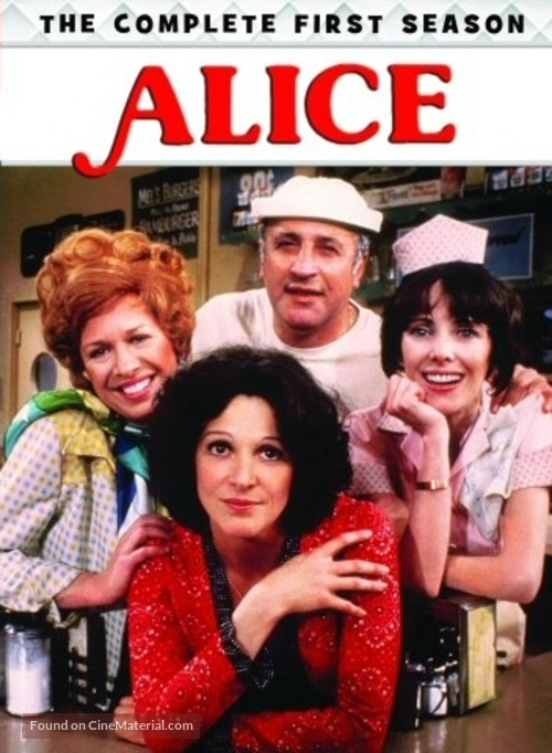 """Alice"" - DVD cover"