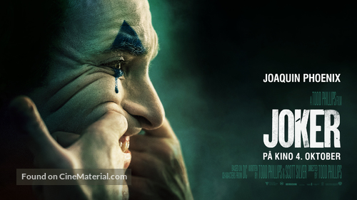 Joker - Norwegian Movie Poster