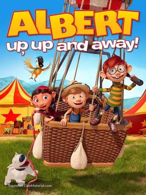 Albert - DVD cover