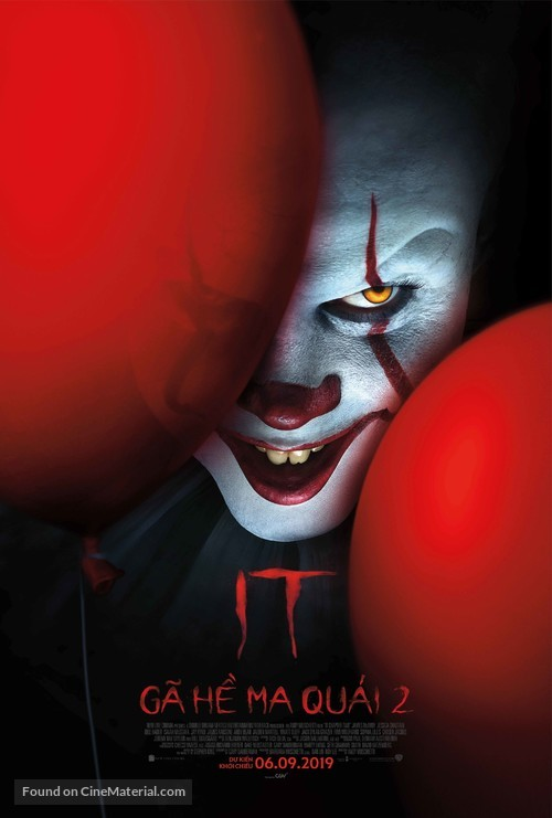 It: Chapter Two - Vietnamese Movie Poster