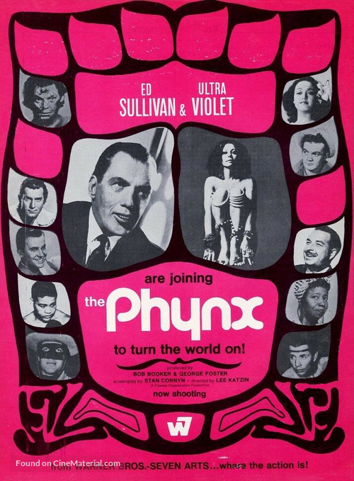 The Phynx - Movie Poster