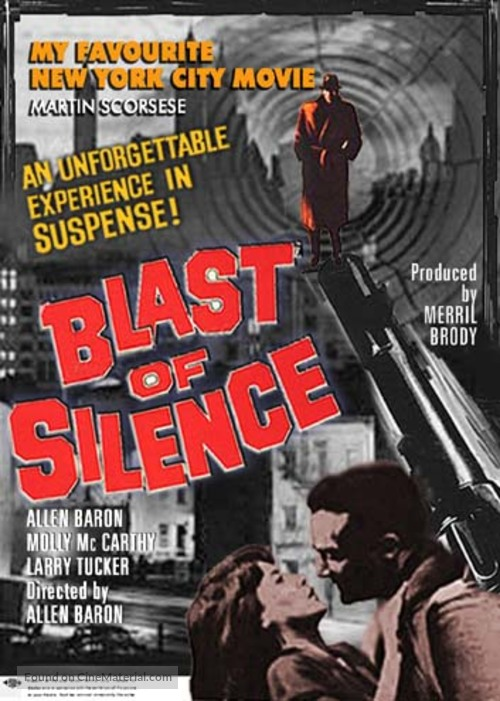 Blast of Silence - Movie Poster