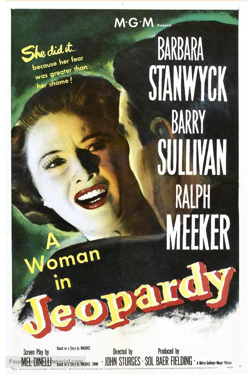 Jeopardy - Movie Poster