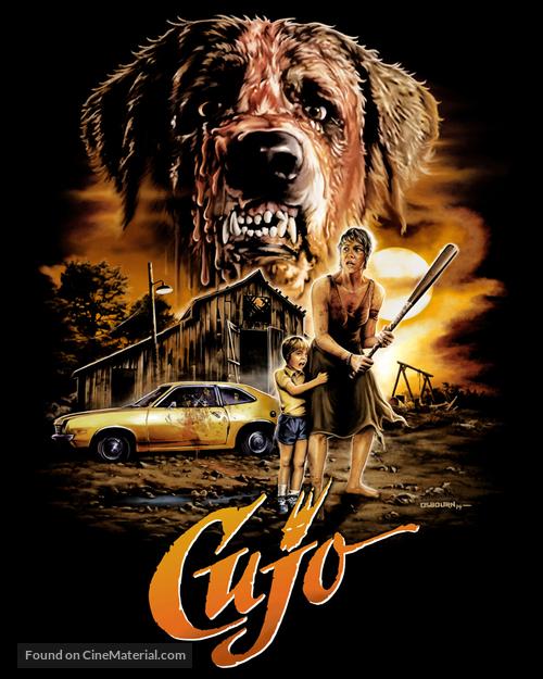 Cujo - Movie Poster