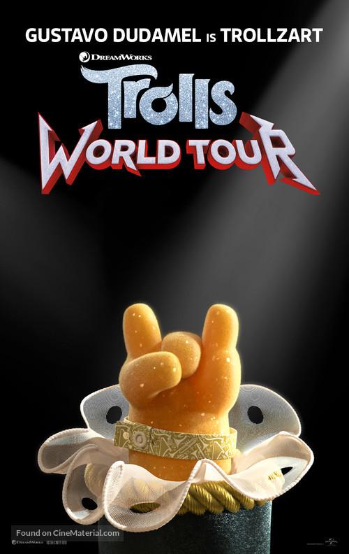 Trolls World Tour - Movie Poster
