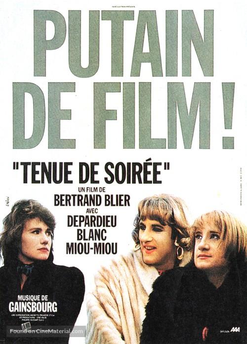 Tenue de soirée - French Movie Poster