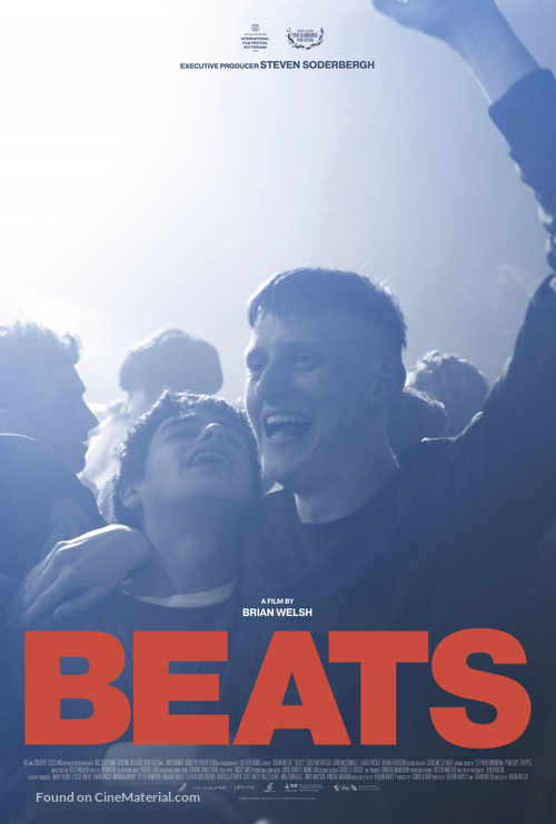 Beats - British Movie Poster