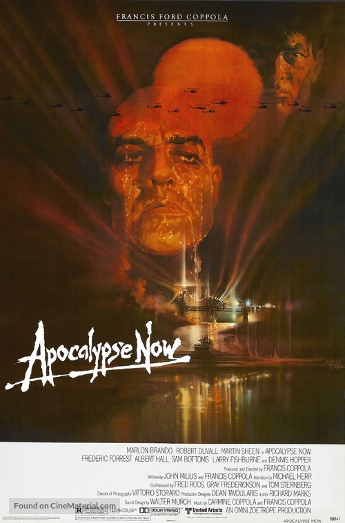 Apocalypse Now - Movie Poster