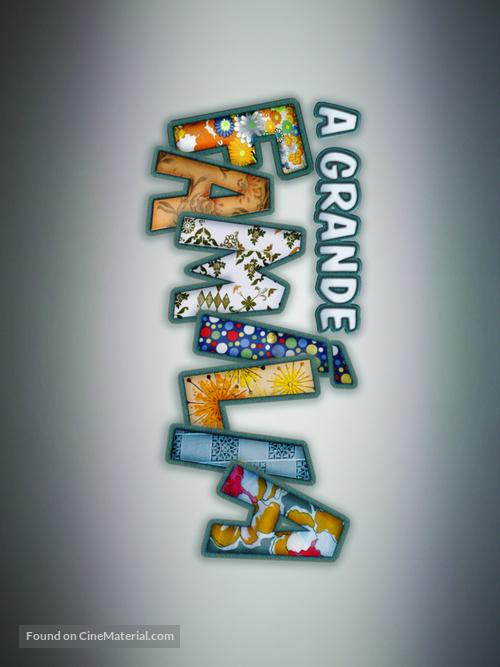 """A Grande Família"" - Brazilian Logo"