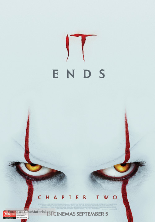 It: Chapter Two - Australian Movie Poster