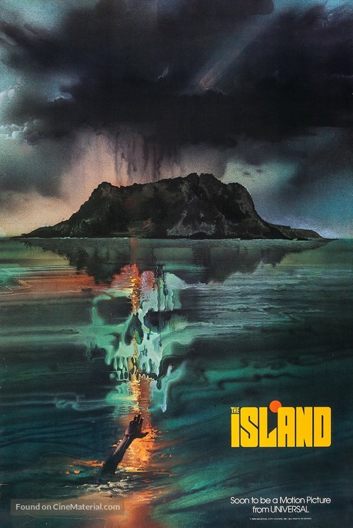 The Island - Movie Poster