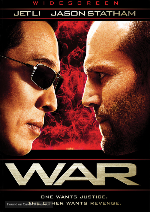 War - Movie Cover