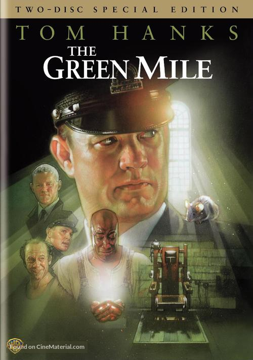 The Green Mile - Movie Cover