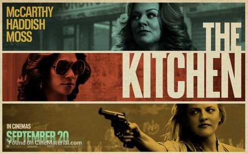 The Kitchen - British Movie Poster