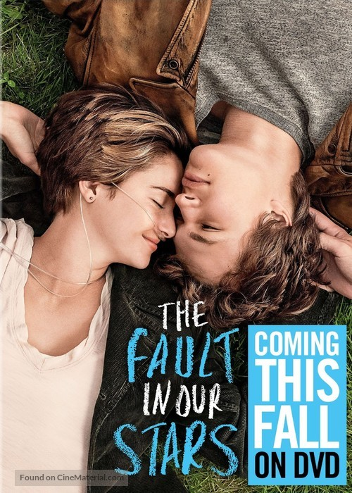 The Fault in Our Stars - Video release poster