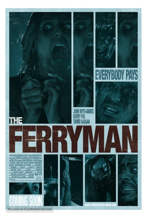 The Ferryman - Movie Poster