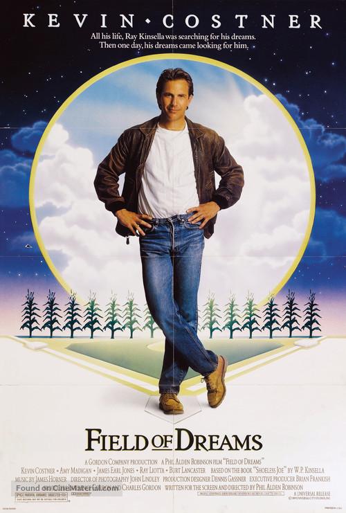 Field of Dreams - Movie Poster
