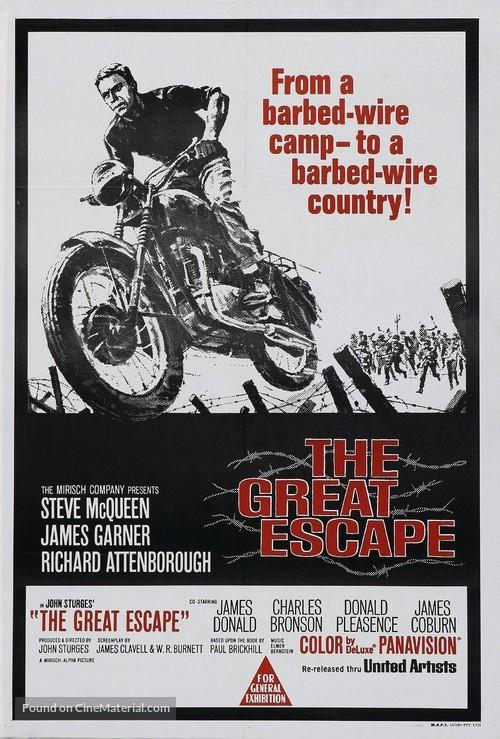 The Great Escape - Australian Movie Poster