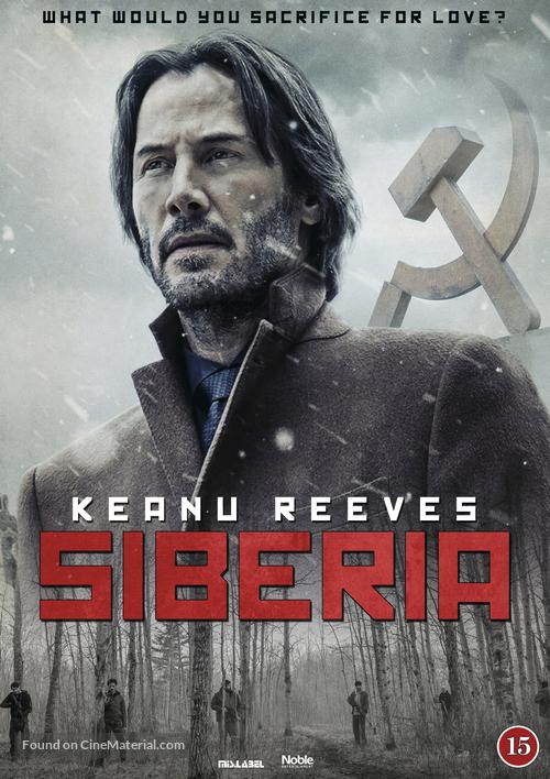 Siberia - Danish Movie Cover