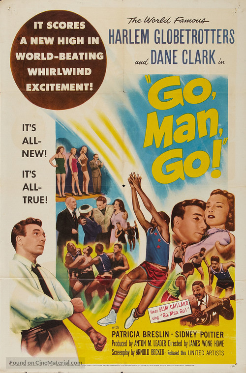 Go, Man, Go! - Movie Poster