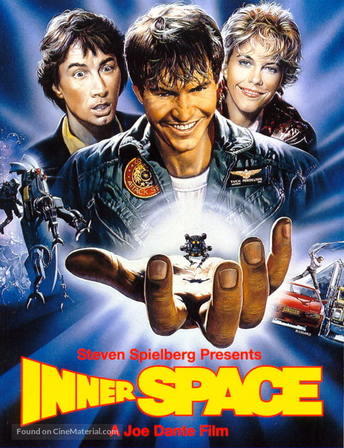 Innerspace - Movie Cover