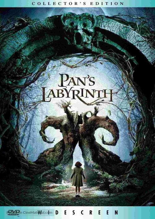 El laberinto del fauno - Movie Cover