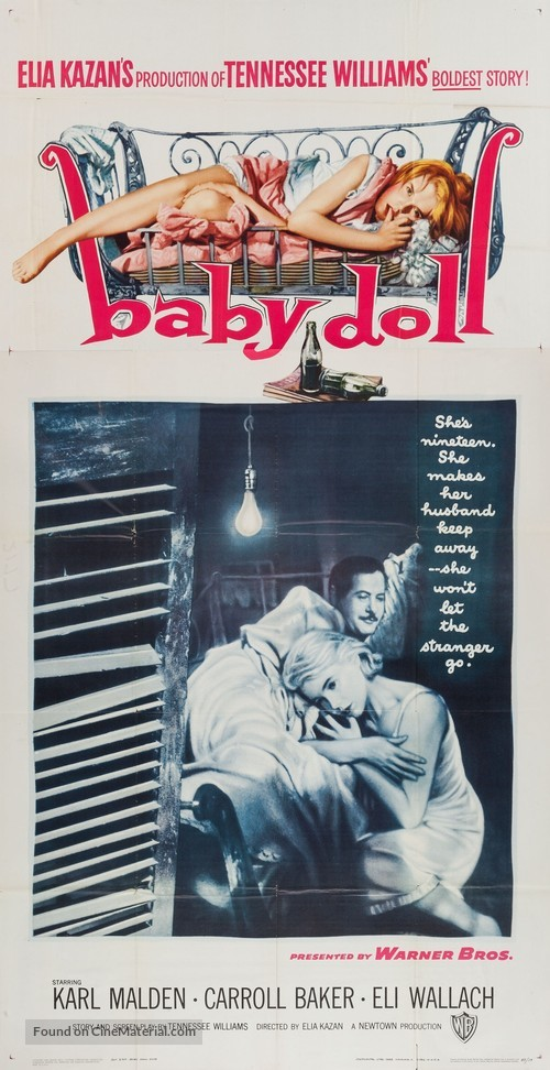 Baby Doll - Movie Poster