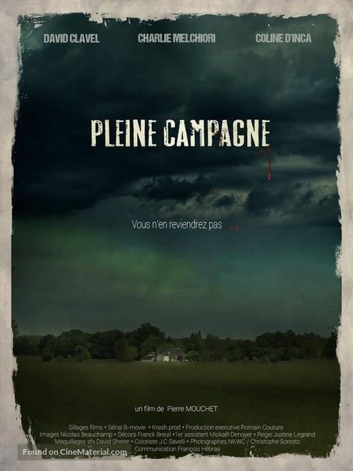Pleine Campagne - French Movie Poster
