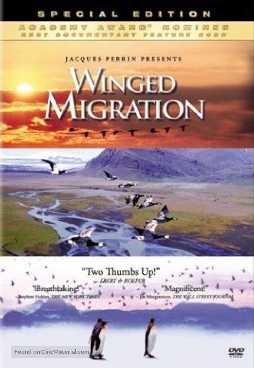 Le peuple migrateur - DVD cover