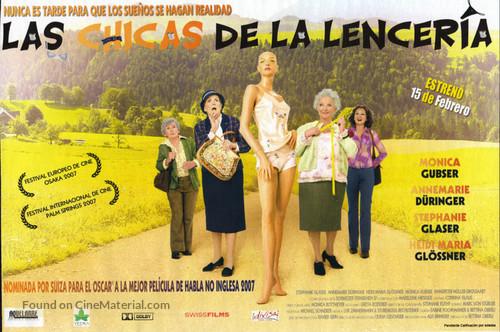 Herbstzeitlosen Die Spanish Movie Poster