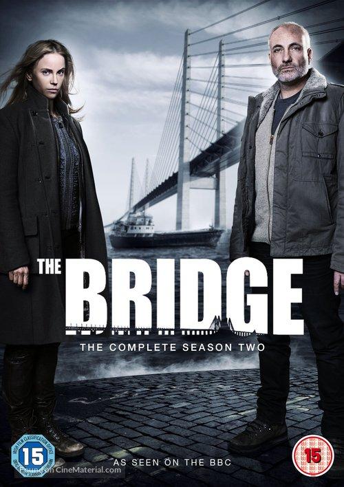 """Bron/Broen"" - British Movie Cover"