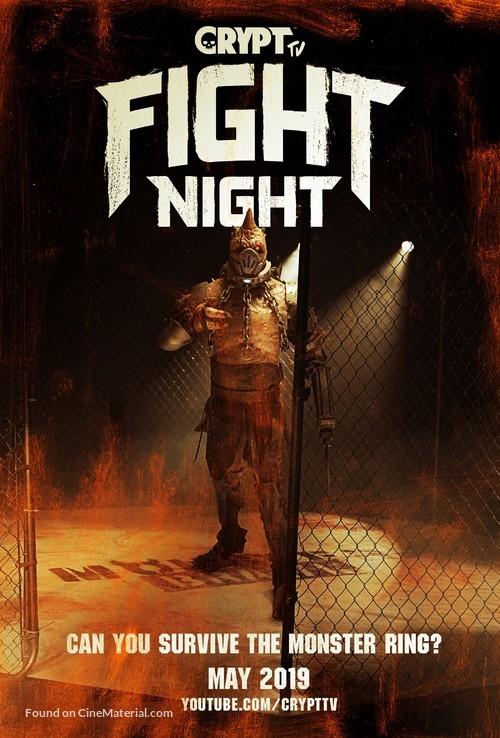 """Fight Night"" - Movie Poster"