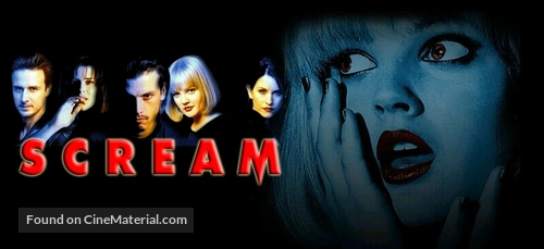 Scream - Movie Poster