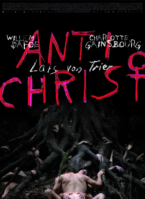 Antichrist - Danish Movie Poster