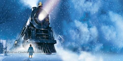 The Polar Express - Key art