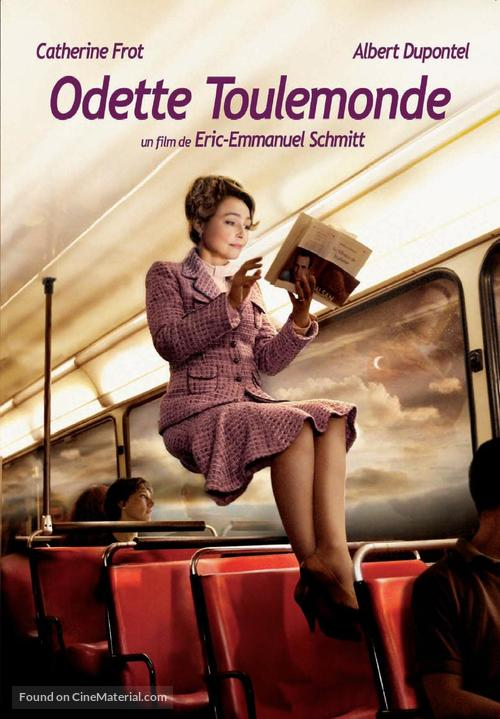 Odette Toulemonde - French DVD cover
